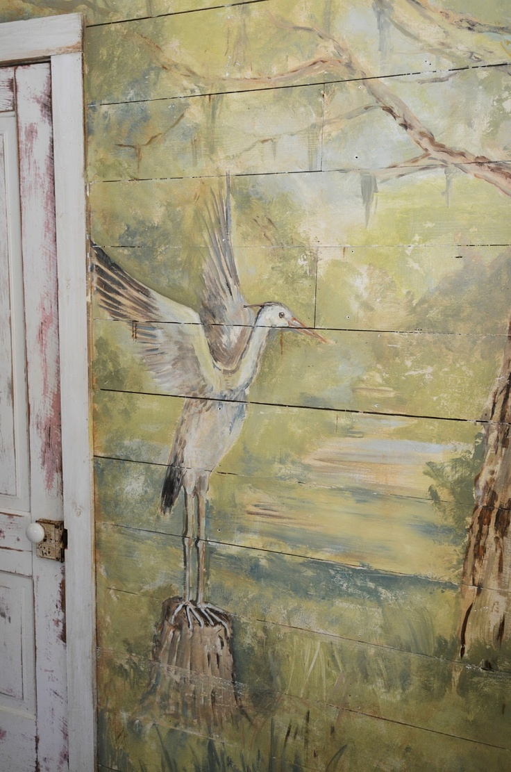 1189 best murals trompe l oeil frescoes and ok stencils too fiona and twig magnolia pearl ranch beautiful pictures of this lovely home