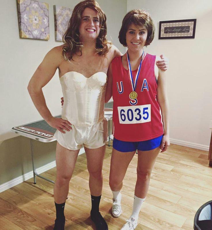 Couple costume idea Bruce Cait Jenner
