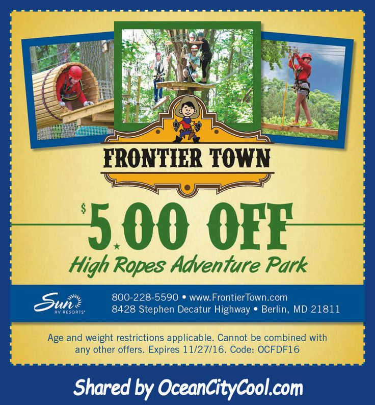 Discount coupons for island of adventure