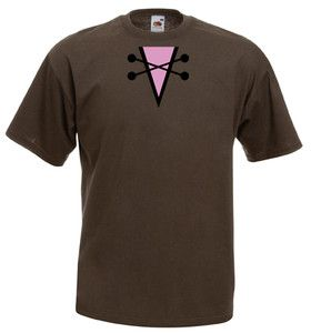 £9.99 #Barney #Rubble Mens #Tshirt Size M/L/XL/XXL/3XL #Fancy Dress Yabba Dabba Do - Worldwide delivery #Flinstone