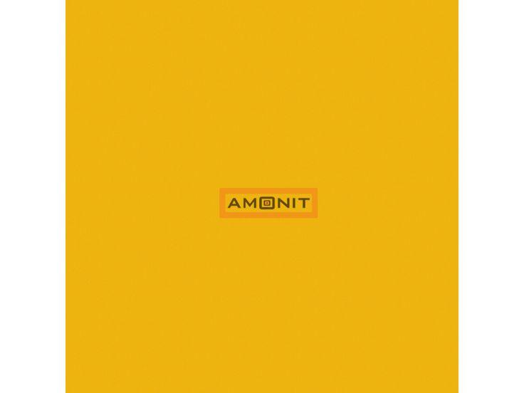 lamino - dekor žlutá