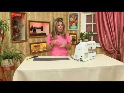 Как научиться шить идеально ровно - YouTube