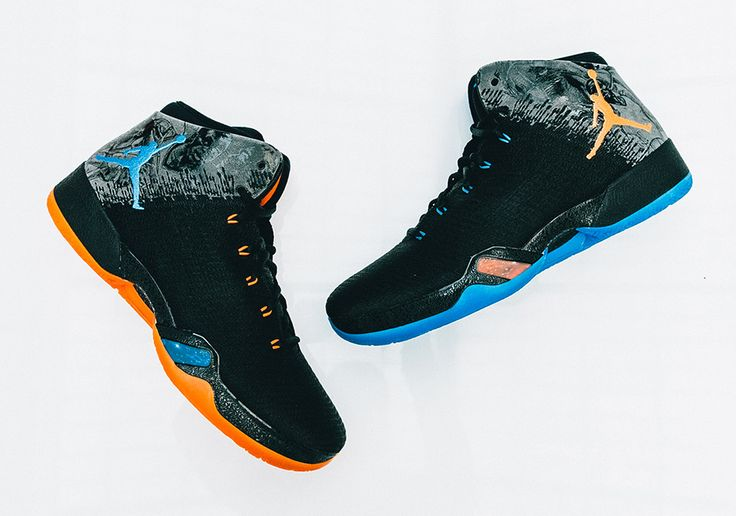 """Russell Westbrook was just announced as the 2017 NBA MVP, and Jordan Brand is celebrating by releasing an Air Jordan XXX1 """"RW"""" to commemorate this monumental achievement. The shoes are currently available via limited quantity on Nike SNKRS, while a … Continue reading →"""