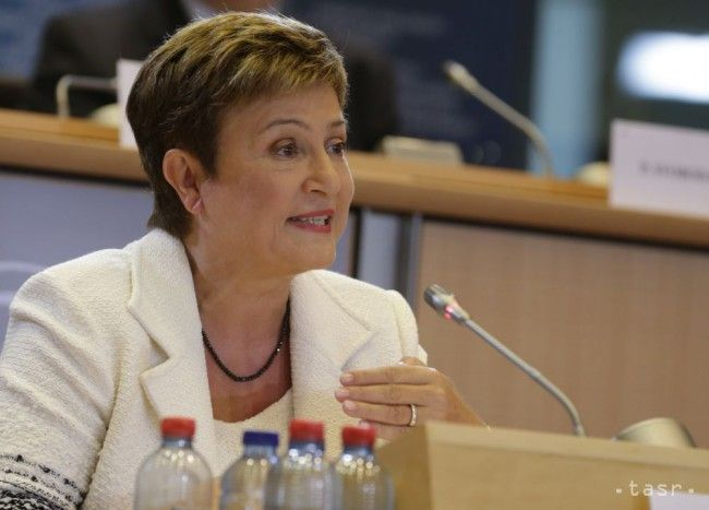 Georgievová opúšťa EK, bude výkonná riaditeľka Svetovej banky - Zahraničie - TERAZ.sk