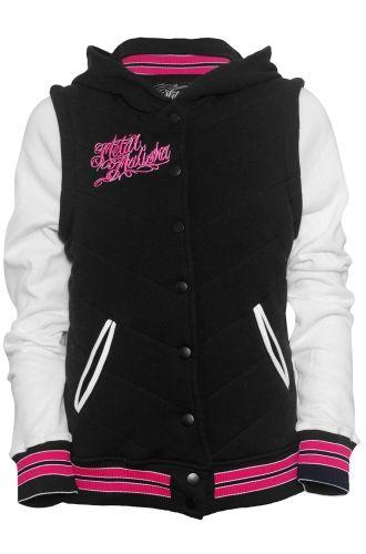 Metal Mulisha Emma Women's Varsity Fleece, £74.99