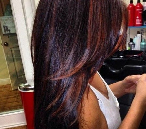 100 Coole Bilder Von Frisuren Fur Braune Haare Archzine Net Gestufter Haarschnitt Haarschnitt Lange Haare Braune Haare