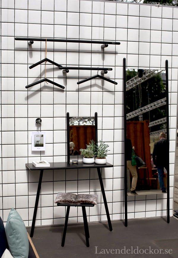 Lavendeldockor: Inredningsmässa i Köpenhamn