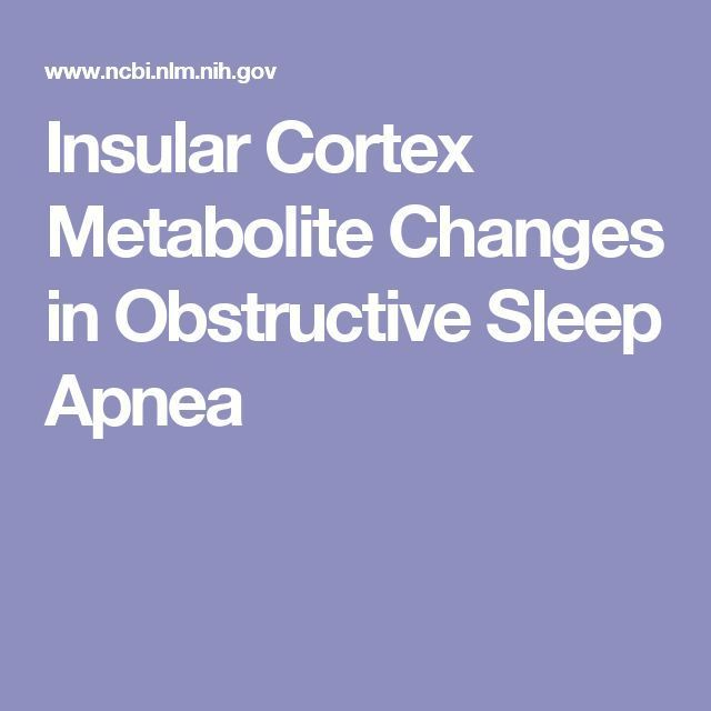 Insular Cortex Metabolite Changes in Obstructive Sleep Apnea Snoring brings about poor rest for the snorer, and poor rest for whoever shares the bed, room, or in outrageous cases, the general population nearby.  Snoring is caused by the unwinding of the muscles in the soft palate, tongue, and throat. The tissues in the throat can get so casual that they mostly hinder the air flow route and vibrate as air surges past.  The smaller the airways, the more serious vibration, and the louder the…