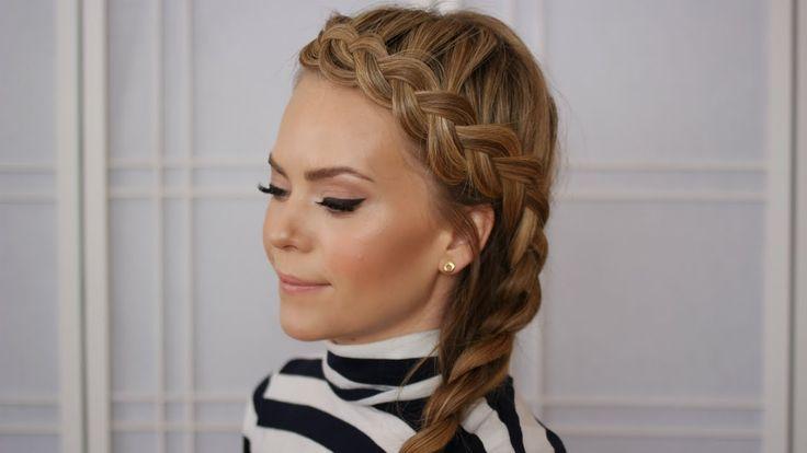 nice Шикарные прически на длинные волосы на каждый день (50 фото) — Быстро и просто! Check more at https://dnevniq.com/pricheski-na-dlinnye-volosy-na-kazhdyj-den-foto/