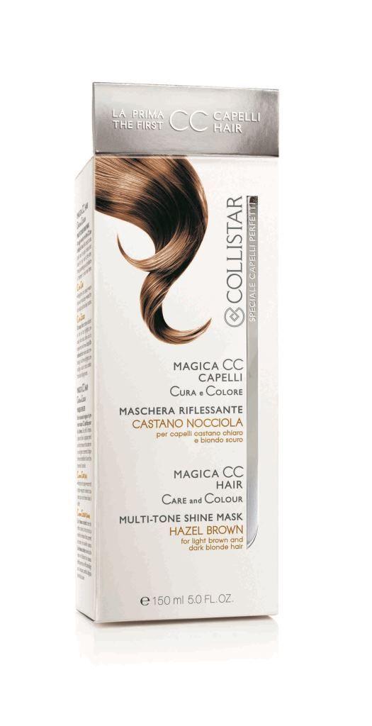 Magica CC Capelli Castano Nocciola  #Collistar #MagicaCC #capelli #colore #nuance #tinta #color #castano #brown #nocciola #nut