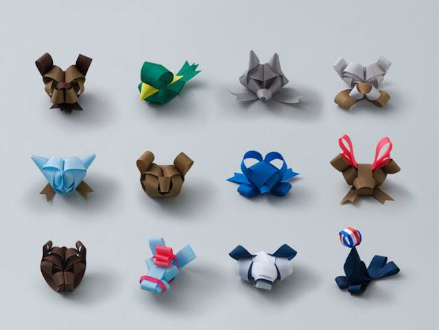 If It's Hip, It's Here: Now, That's a Bow Worth Keeping! Ribbonesia's Sculptural Animal Bows.