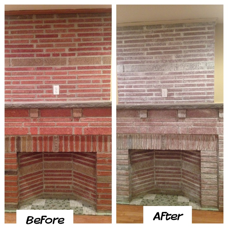 White Washed Brick Fireplace My Pinterest Projects Pinterest Brick Fireplaces Fireplaces