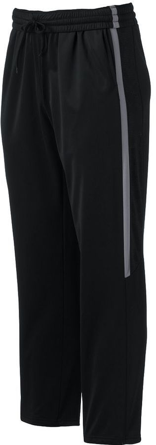 Big & Tall Tek Gear® Embossed Tricot Active Pants