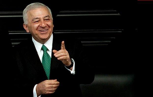 El exgobernador mexiquense Emilio Chuayffet va a la Secretaría de Educación Pública.