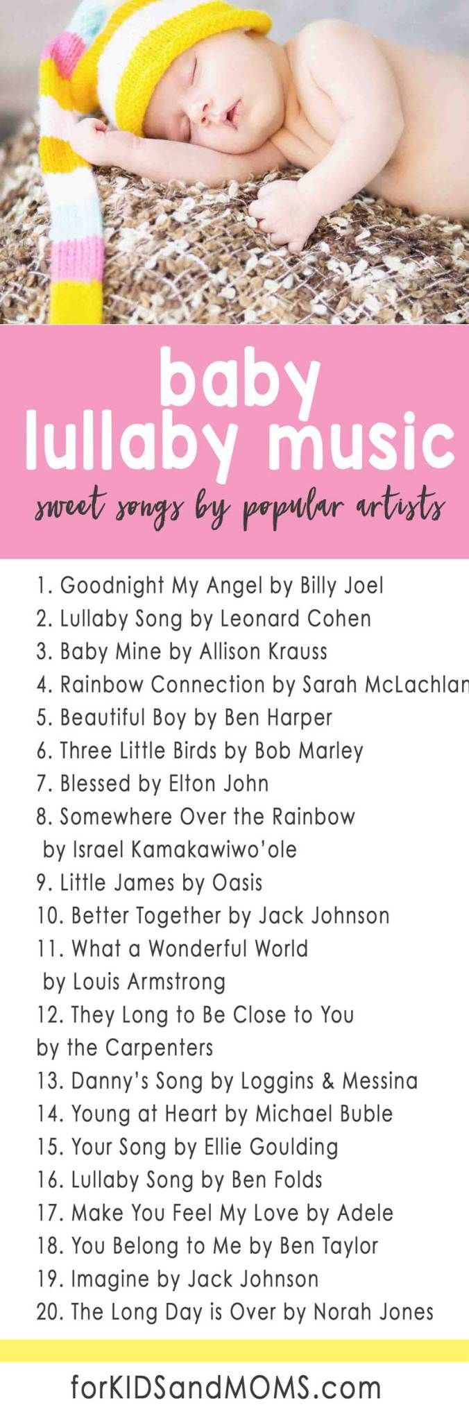 83 Amazing Songs for the Perfect Baby Shower Music Playlist