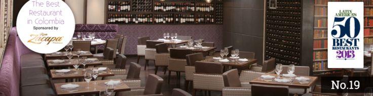 Criterion | Best Restaurant in #Bogota