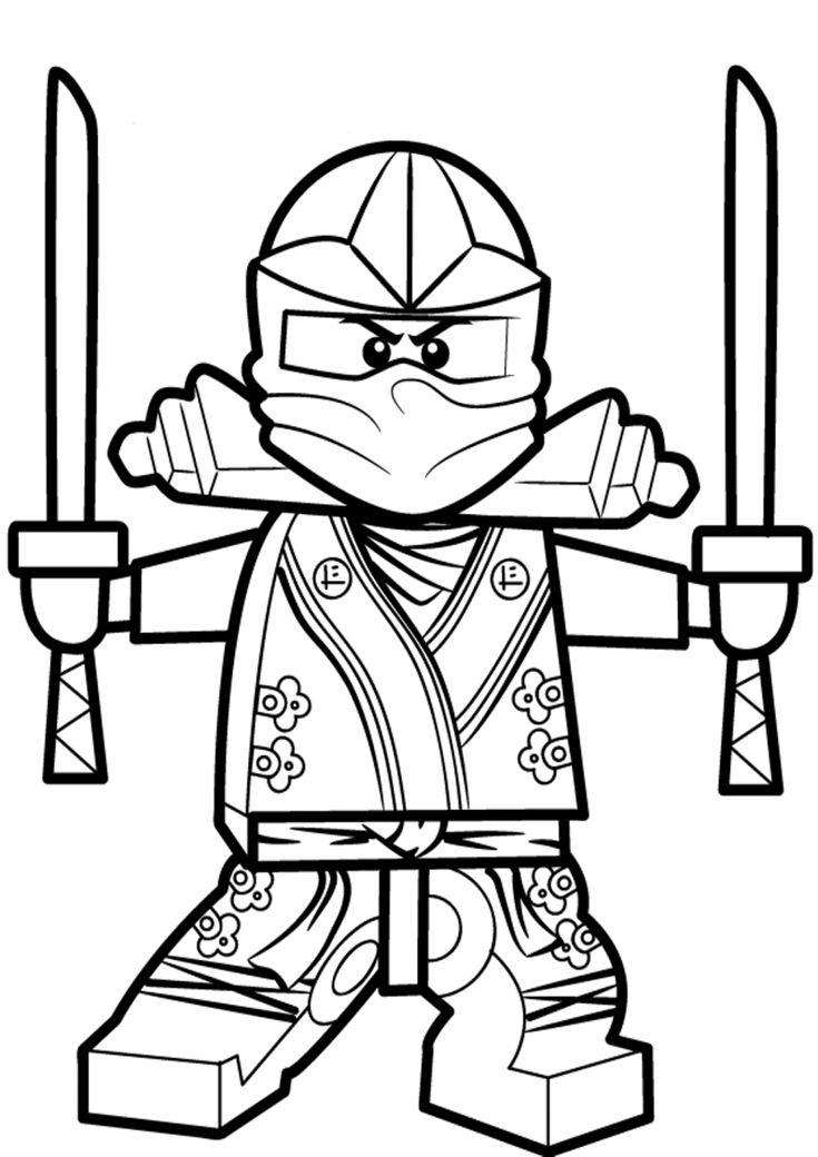 ninjago kolorowanki   Szukaj w Google   Ninjago coloring ...