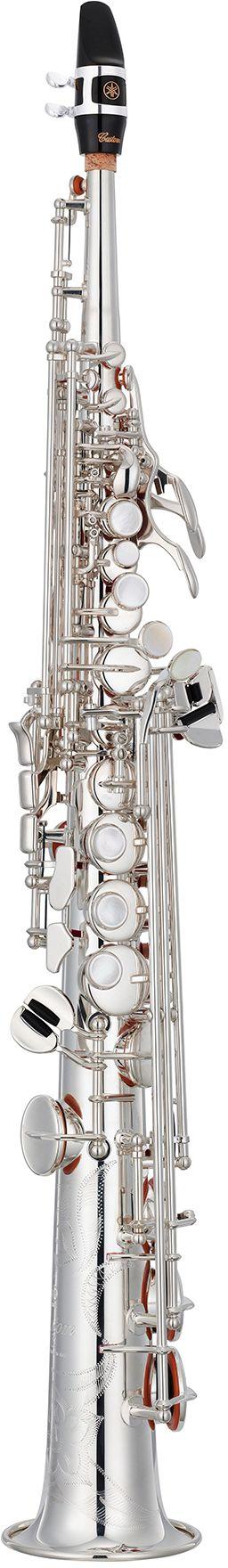 Yamaha Custom YSS-82ZS Soprano Saxophone
