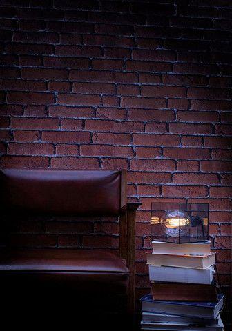 Alchemist Globe Filament Table Lamp | thelightyard.com | Vintage Industrial Lighting | Warehouse Home Design Magazine