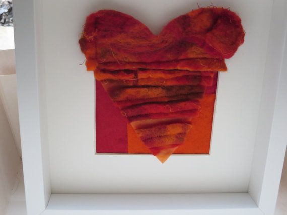 Hey, I found this really awesome Etsy listing at https://www.etsy.com/listing/177761906/heart-felt-textile-art-picture