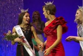 Miss Green Bay Area Courtney Pelot wins title of Miss Wisconsin 2016 reports iHumanMedia.com ... #greenbay #MissUSA