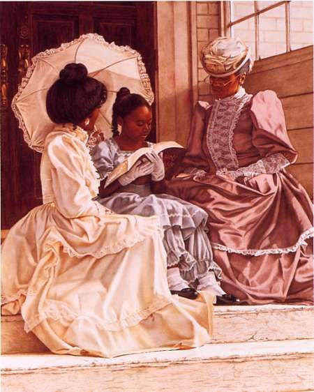African American Family Art | ArtPrintsWorld.com - Quality ... African American Love Pictures