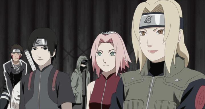 naruto dies movie blood prison | Фильм 8/ Gekijouban Naruto Shippuuden Blood Prison / Naruto Movie ...
