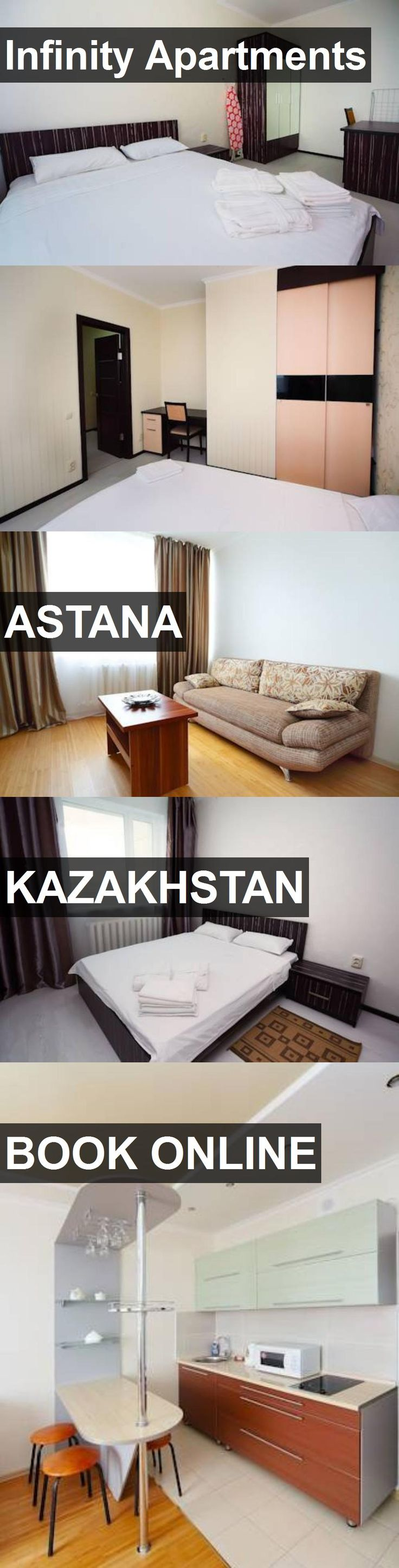 Hotel Infinity Apartments in Astana, Kazakhstan. For more information, photos, reviews and best prices please follow the link. #Kazakhstan #Astana #InfinityApartments #hotel #travel #vacation