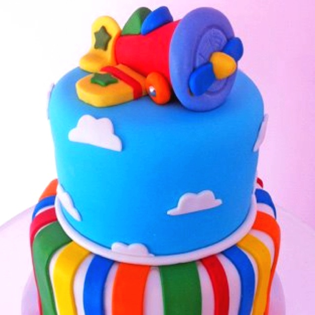 Little Boys cake