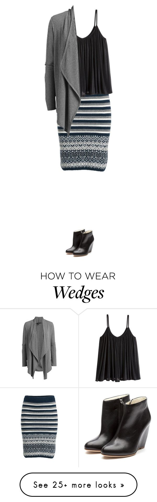"""""""201512162"""" by mpociute on Polyvore featuring H&M and Rupert Sanderson"""