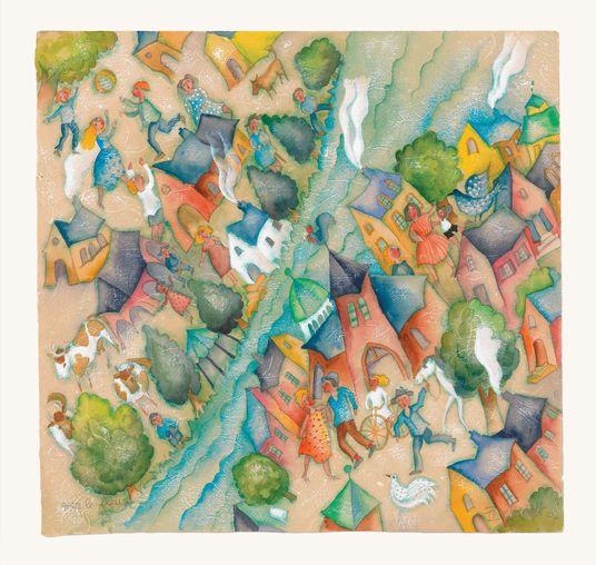 Françoise Deberdt http://www.kunsthaus-artes.de/de/787431.00/Bild-Sur-le-Fleuve-2007/787431.00.html#q=Deberdt&start=3
