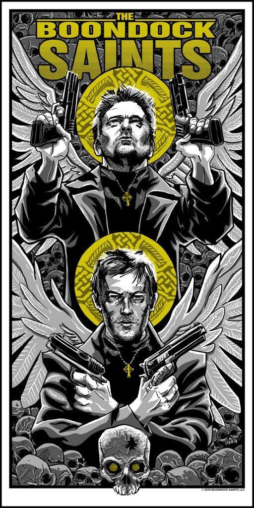Boondock Saints by Timothy Doyle | 12x24