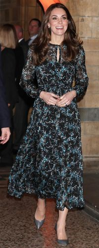 22 Nov 2016 - Duchess of Cambridge gives royal send-off for Dippy the Diplodocus at the Natural History Museum. Click to read more