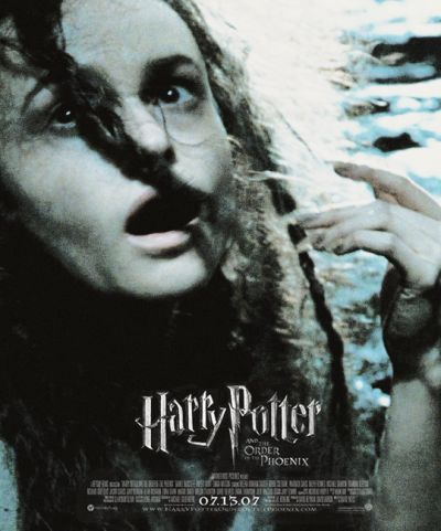 Harry Potter And The Order Of The Phoenix Featuring Bellatrix Lestrange....