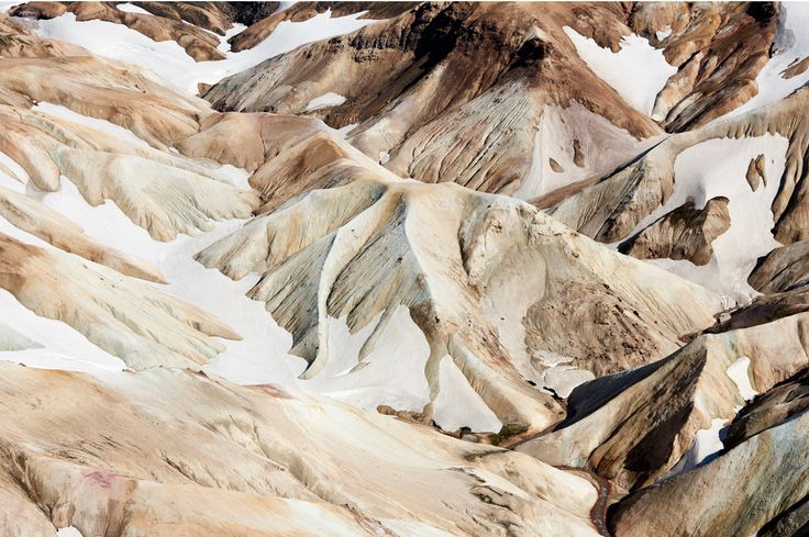 Brooke Holm - This landscape reminds me of the Badlands in Caledon.  I love the texture and the different colours all in the same neutral colour palette. The gradation of the tone of the rock getting darker from the foreground to the background is also very nice!