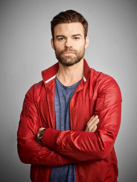 Actor Daniel Gillies from 'The Originals' is photographed for Entertainment Weekly Magazine on July 23, 2016 at Comic Con in the Hard Rock Hotel in San Diego, California.