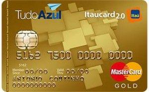 Solicitar Cartão TudoAzul Itaucard - Veja como é fácil solicitar um cartão Tudo Azul Itaucard 2.0 – Você acessa o site do Itau e escolhe a opção do cartão TudoAzul Itaucard 2.0 Gold MasterCard