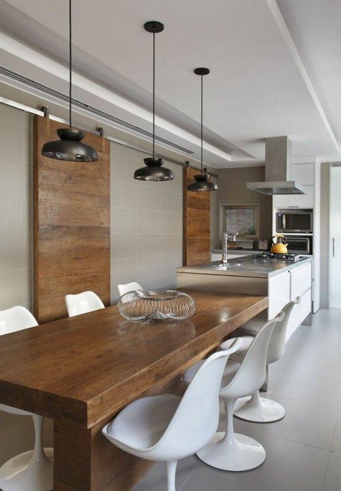 La Chaise De Cuisine Moderne En 62 Photos Inspirantes Cuisine
