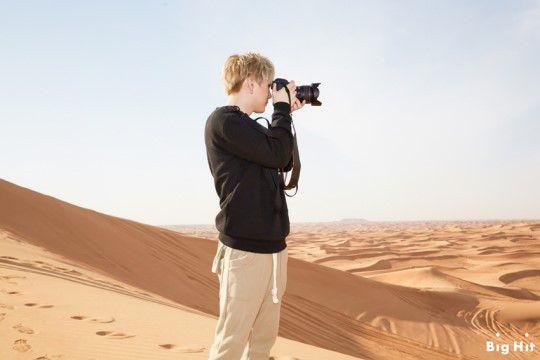 BTS Vacaciones en Dubai #Suga