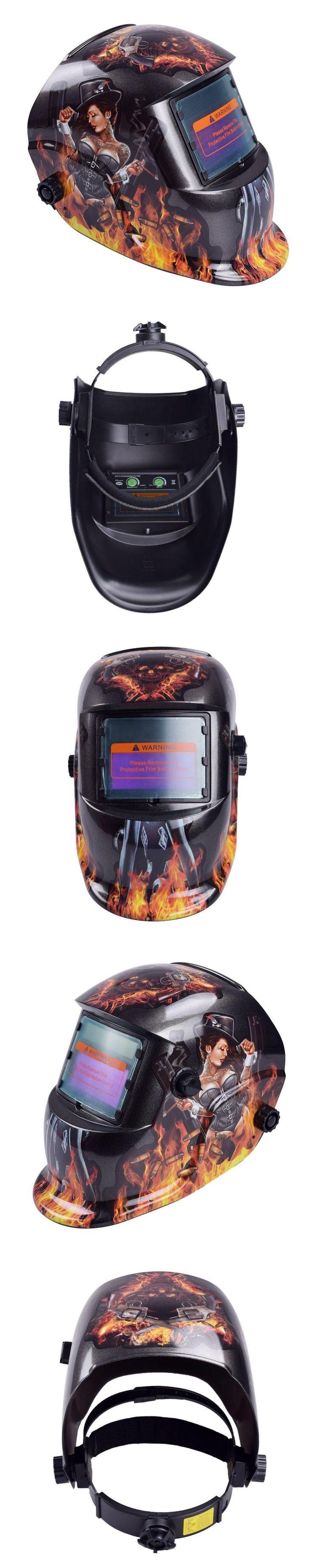 Automatic Solar Auto Darkening Mig Tig MMA Welding Helmets Mask /Welder Cap/Welder Goggles/Welding Tool For Soldering Iron