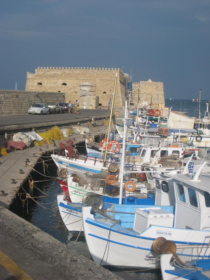 Kreta / Crete, Heraklion / Iraklion
