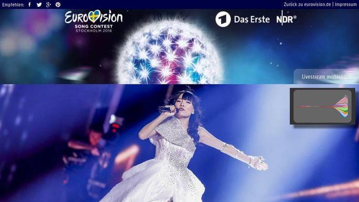 ESC-Halbfinale2_2016   FlypSite -- Am 12. Mai 2016 findet in Stockholm das zweite Halbfinale des Eurovision Song Contest statt.