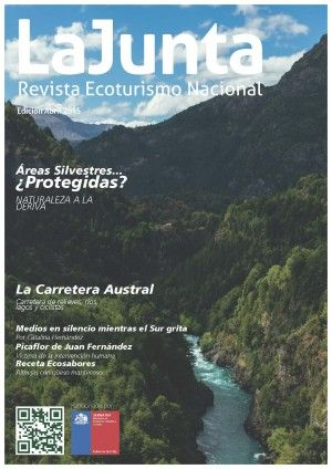 Descarga desde ya nuestra 3era edición! Recuerden que desde este mes en adelante, realizaremos publicaciones mensuales.!  A leer, a informarse colegas, sobre todo el ecoturismo nacional.  Click Aquí: http://www.revistalajunta.com/lajunta/?p=3569