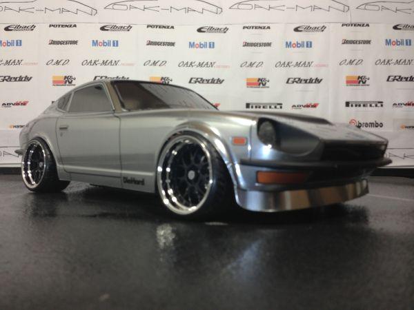 Tamiya 190mm Datsun Nissan 240z Nissan Datsun 240z Datsun