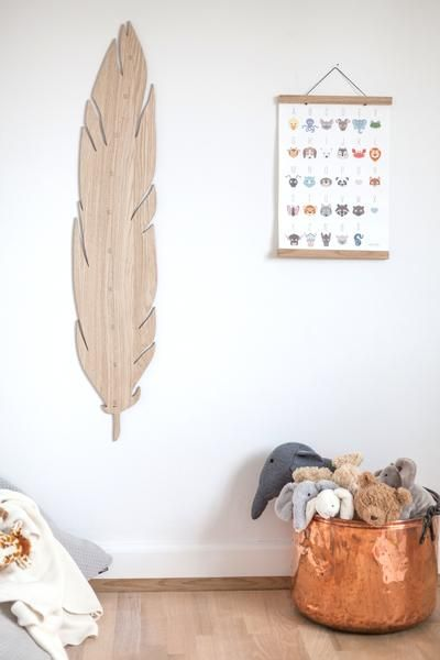 Feather Growth Chart fra Hagelens