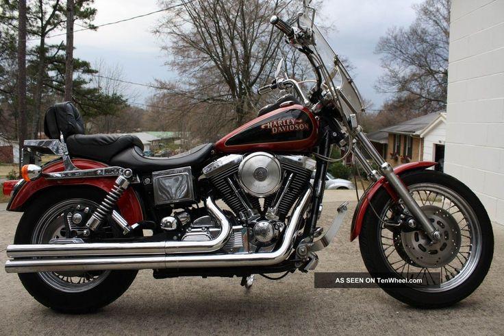 1998 Harley Davidson Dyna Low Rider.