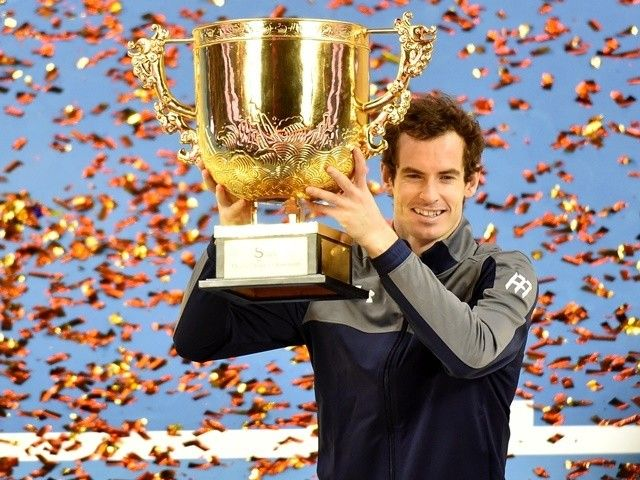 Andy Murray focused on overhauling top-ranked Novak Djokovic #Tennis