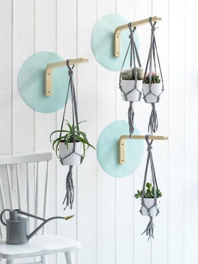IKEA Hacks for Plants - Pots, Plant Stands, Terrariums   Apartment Therapy