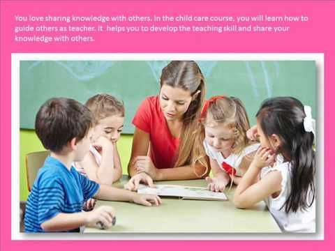 Reason To Study Early Childhood and Education Courses - YouTube