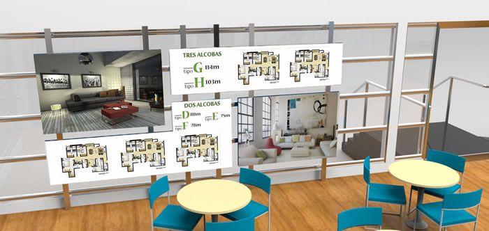 www.modos.com.co Modos Exhibición Inmobiliaria.